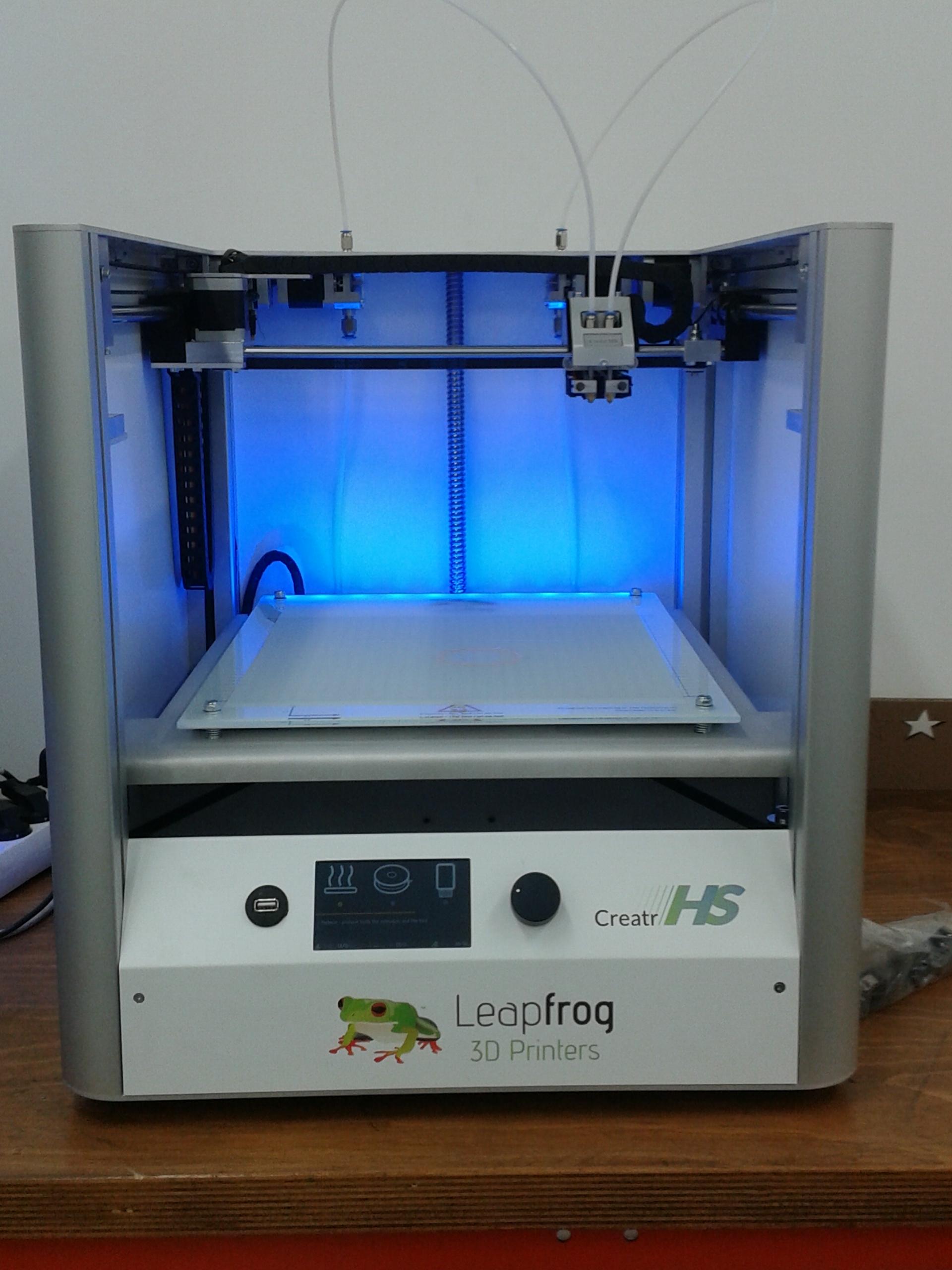 Imprimante 3D Creatr HS