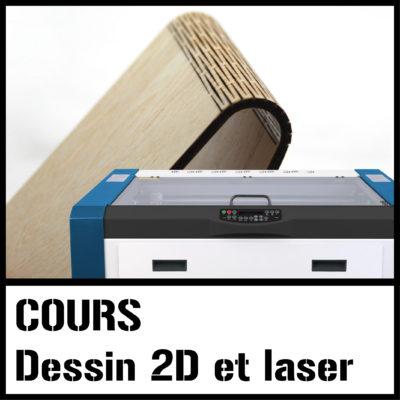 Cours 2D et découpe laser